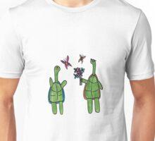 Turtle Couple Unisex T-Shirt