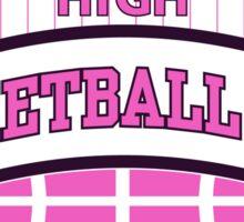 Yosen High - Basketball Club Logo Sticker