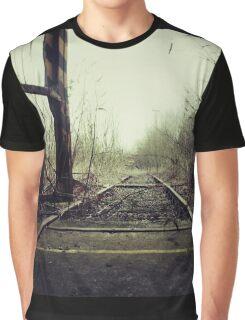 empty track Graphic T-Shirt