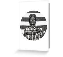 Asap Rocky Greeting Card
