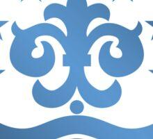 K: Return of Kings - SCEPTER 4 Emblem (Blue Clan) Sticker