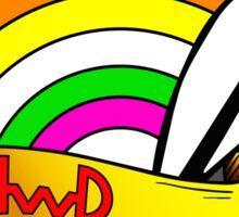 4WD Memories Sticker