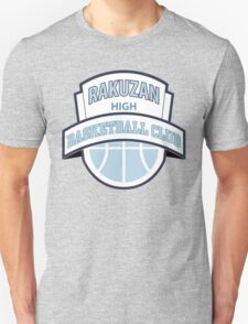 Rakuzan High - Basketball Club Logo Unisex T-Shirt