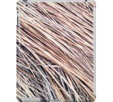 Grass Studies, Winter Wind iPad Case/Skin