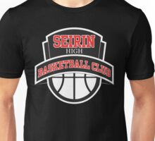 Seirin High - Basketball Club Logo Unisex T-Shirt
