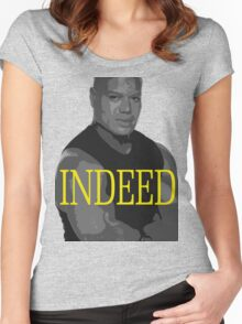 INDEED Women's Fitted Scoop T-Shirt