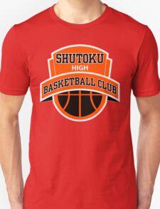 Shutoku High - Basketball Club Logo 2 T-Shirt