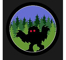 Mothman by Twilight Photographic Print