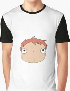 Natural Ponyo Graphic T-Shirt