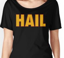 HAIL HTTR Redskins DC by AiReal Apparel Women's Relaxed Fit T-Shirt
