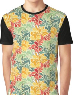 Floral New York Graphic T-Shirt