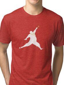 The Key to succes Tri-blend T-Shirt