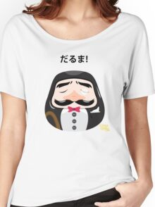 Mr Daruma Women's Relaxed Fit T-Shirt