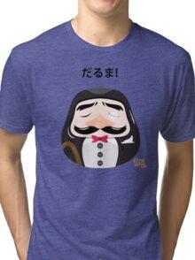Mr Daruma Tri-blend T-Shirt