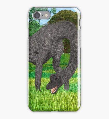 Dinosaur Brachiosaurus iPhone Case/Skin
