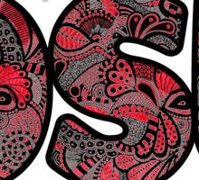 OSU Doodle Sticker