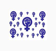 Feminism - Blue Unisex T-Shirt