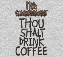11th Commandment Kids Tee