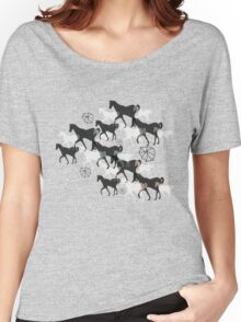 Horses Women's Relaxed Fit T-Shirt