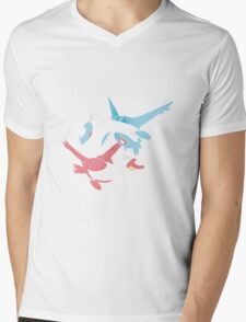 Soulmates #2 Mens V-Neck T-Shirt
