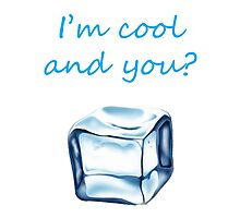 Cool cube Photographic Print