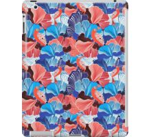 abstract pattern and bird lovers iPad Case/Skin
