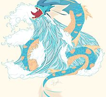 King of the sea by Bruna Mattos