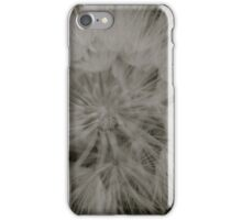 Floral Fluff iPhone Case/Skin