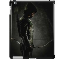 Green arrow TV iPad Case/Skin