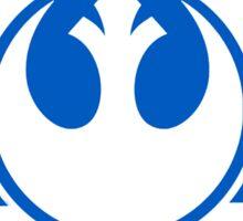 Star Wars Resistance logo Sticker
