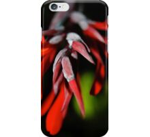 Red Spike iPhone Case/Skin