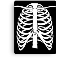 X-ray Chest Canvas Print