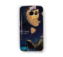 """And Away We Go"" Galaxy Case Samsung Galaxy Case/Skin"