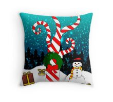 The Cheer Throw Pillow