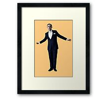 Martin Freeman Framed Print