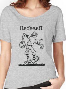 Lefty Baseball Women's Relaxed Fit T-Shirt