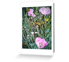 Front Yard Meadow 2014 Greeting Card