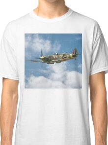 Spitfire in The Clouds Classic T-Shirt