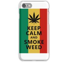 Rasta Motto iPhone Case/Skin