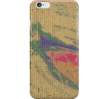 Sweet Acacia Mosaic  iPhone Case/Skin