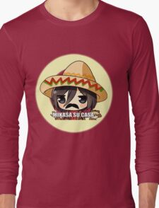 Mikasa Su Casa  Long Sleeve T-Shirt