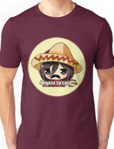 Mikasa Su Casa  Unisex T-Shirt