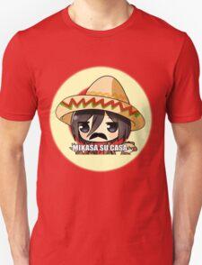 Mikasa Su Casa  T-Shirt