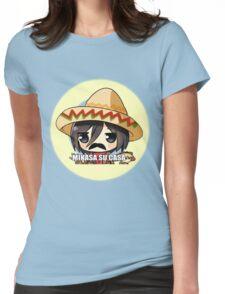 Mikasa Su Casa  Womens Fitted T-Shirt