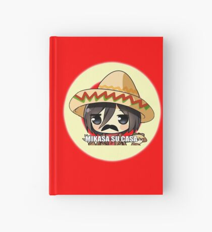 Mikasa Su Casa  Hardcover Journal