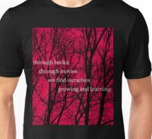 Growing and Learning Unisex T-Shirt