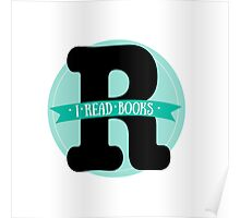 I read books Poster