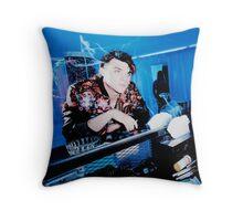 Tristan Duffy Throw Pillow