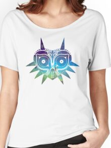 Galaxy Majora's Mask Women's Relaxed Fit T-Shirt