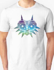 Galaxy Majora's Mask Unisex T-Shirt